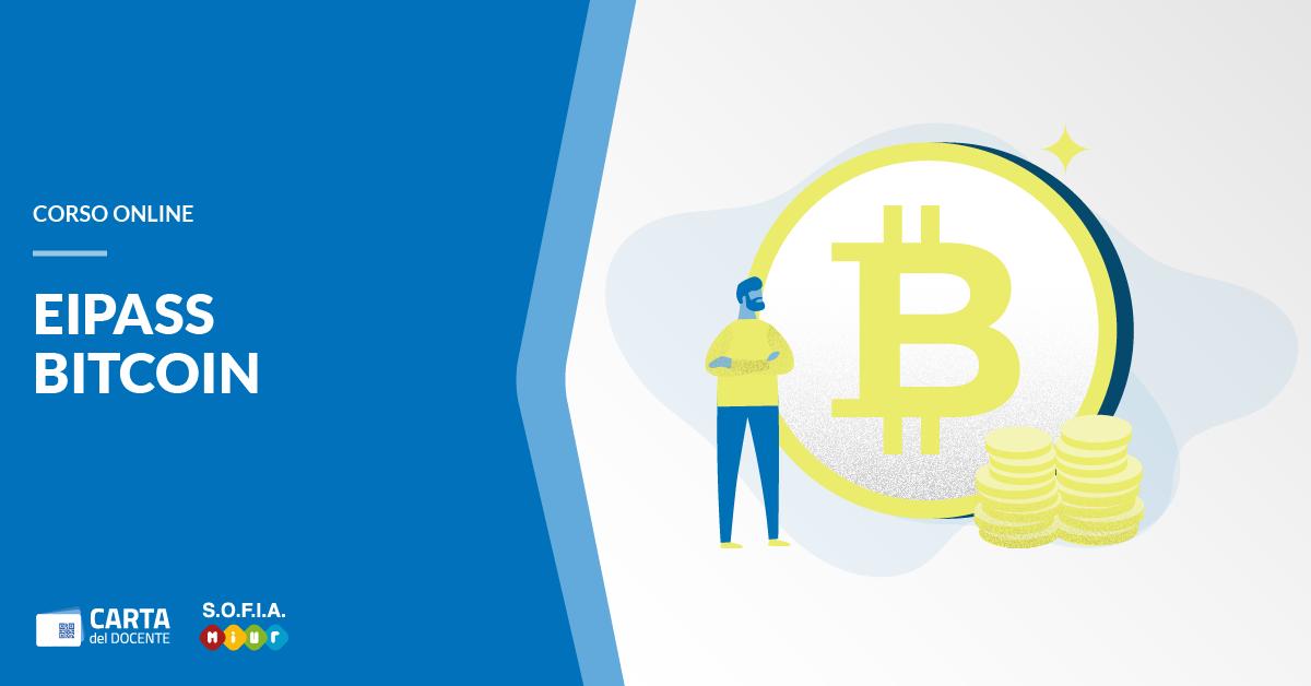 corso di formazione bitcoin